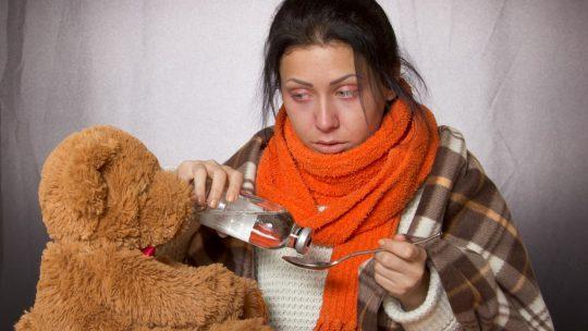 Як захиститися від грипу та ГРВІ